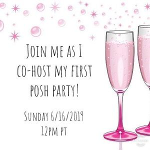 🥂Co-Hosting My First Posh Party🥂